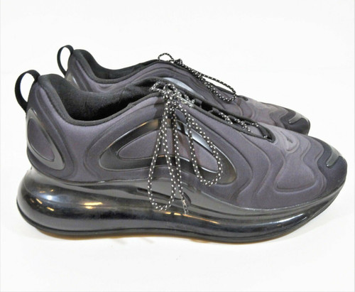 Nike Air Max Men's Black Athletic Shoes Size 10 Style A2924004