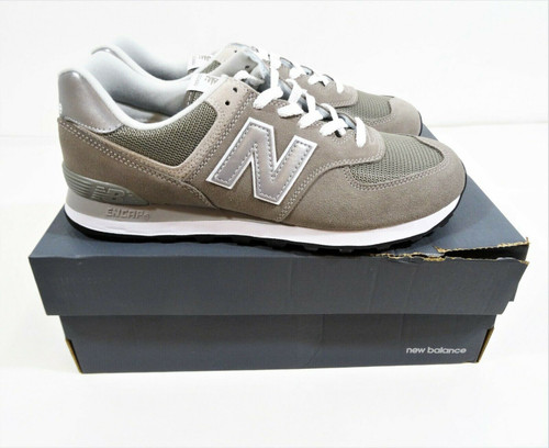 New Balance Classics Men's Gray Athletics Shoes Size 10.5 *New In Box*