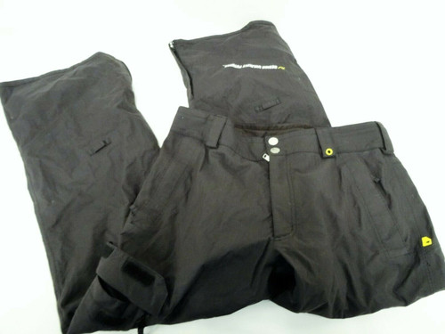 Analog Men's Black Ski Snowboard Pants Size Large