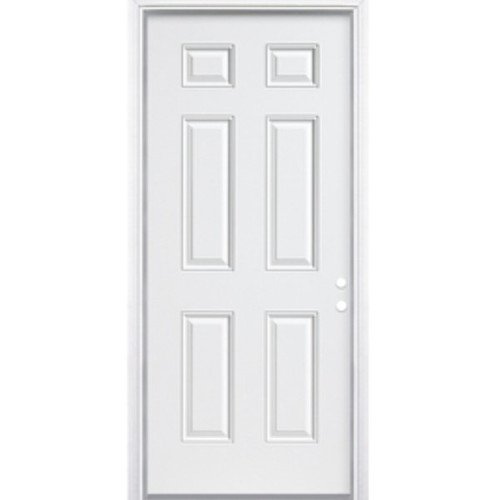 Mobile Home 6-Panel Outswing Door
