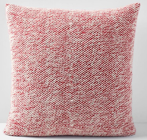 """West Elm Sweater Pillow Cover Only 24"""" x 24""""  - NEW WITH TAGS"""