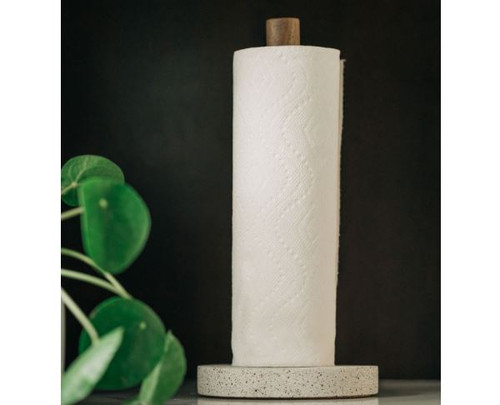 West Elm Pretti.Cool Paper Towel Holder - NEW