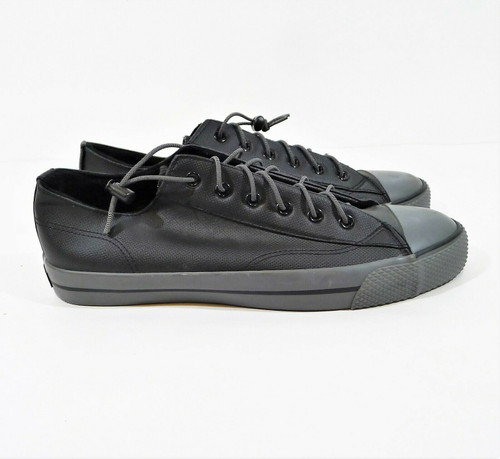 Airwalk Black/Gray Men's Non Marking Low Top Sneakers Shoes Size 12