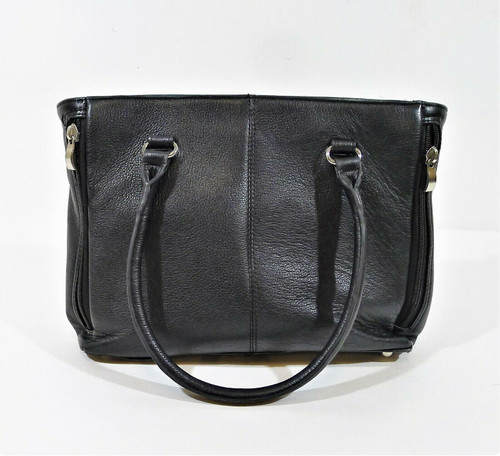 Gun Tote'n Mamas Black Traditional Open Top Tote GTM-62 - **WEAR ON EDGES