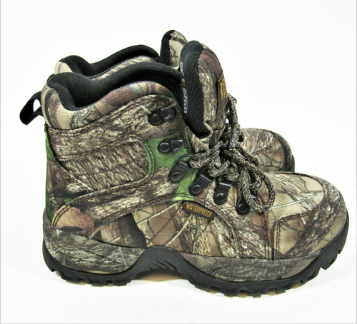 Red Head Brand Co Kids Cougar II Hunting Boot Camo Size USA 5