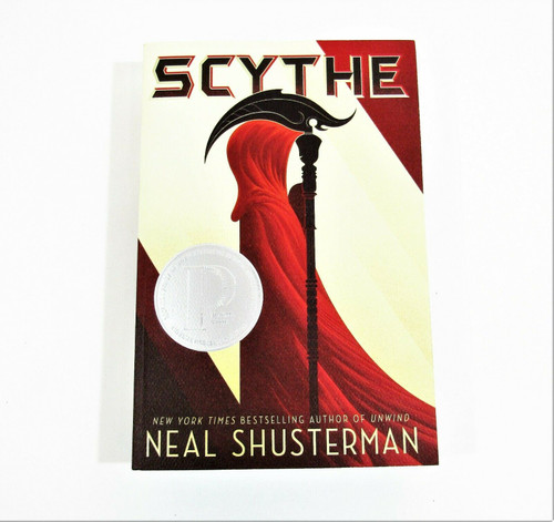Arc of a Scythe Book 1 by Neal Shusterman 2016 Paperback