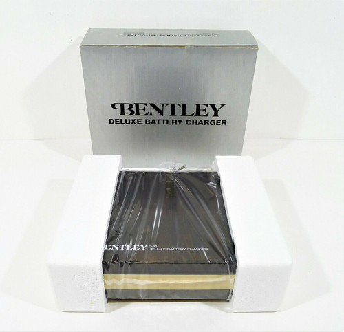 Vintage Bentley B15 Deluxe Rechargeable Battery Charger - NEW OPEN BOX