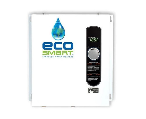 ECO 27 Tankless Electric Water Heater kW 240 Volt - OPEN BOX
