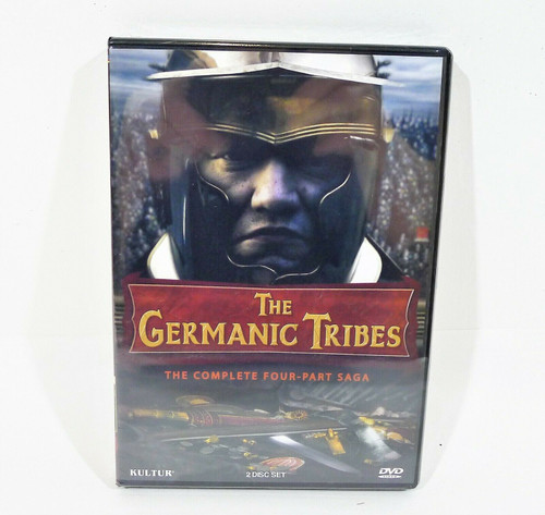 The Germanic Tribes The Complete Four-Hour Saga 2 Disc Set - NEW SEALED