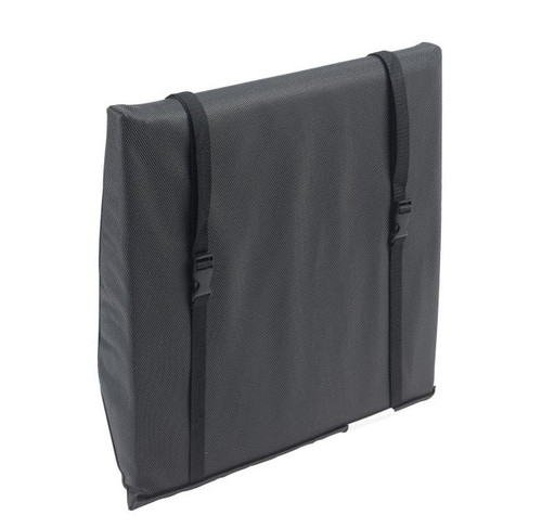 """Drive Lumbar Support General Use Wheelchair Back Cushion 14889 -18"""" x 17"""" - NEW"""