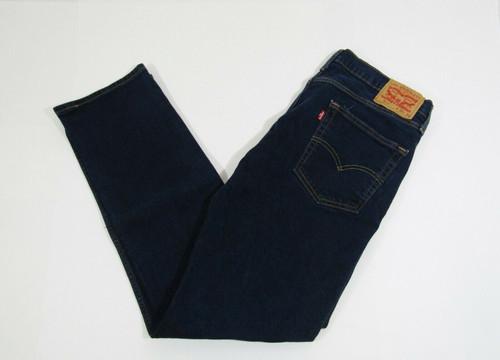 Levi Strauss & Co. Classic Dark Wash Straight Leg 514 Women's Jeans Size 36x34