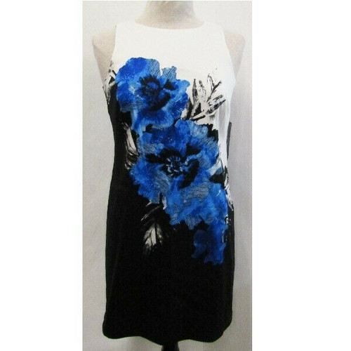 New York & Co. Floral Sleeveless Women's Dress NWT Size 6 Petite