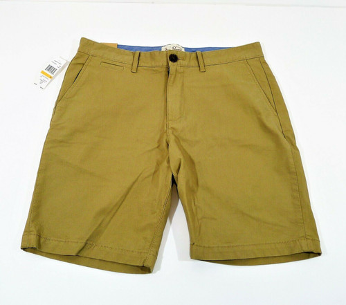 Original Penguin Men's Natural Bedford Corduroy Short Size 33 - NEW