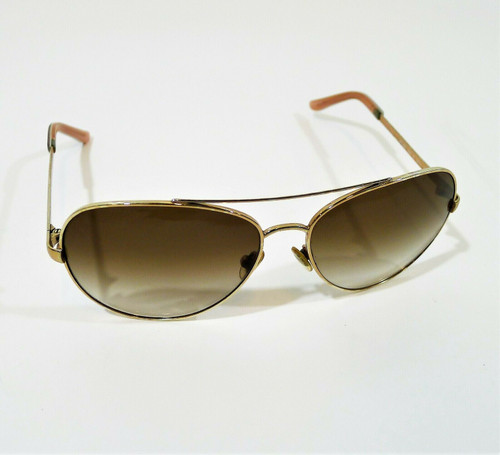 Kate Spade New York Women's Gold Avaline Aviator Metal Sunglasses **SEE DESCR.