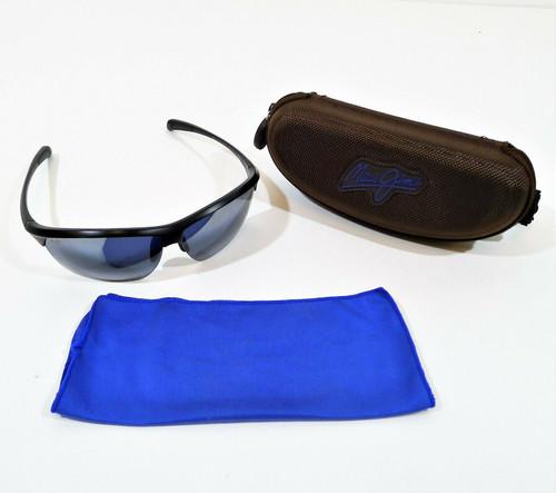 Maui Jim Black Stone Crusher MJ 429-2M Sunglasses 71/17-116 **SEE DESCRIPTION