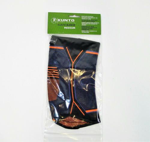 Kunto Fitness Elbow Brace Compression Support Sleeve Size Medium - NEW