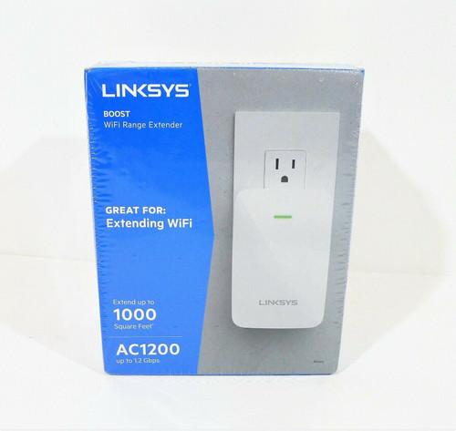 Linksys AC1200 Dual-Band Wi-Fi Range Extender - NEW SEALED