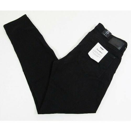 Mavi James Black Men's Skinny Jeans New with Tags Size 35x32