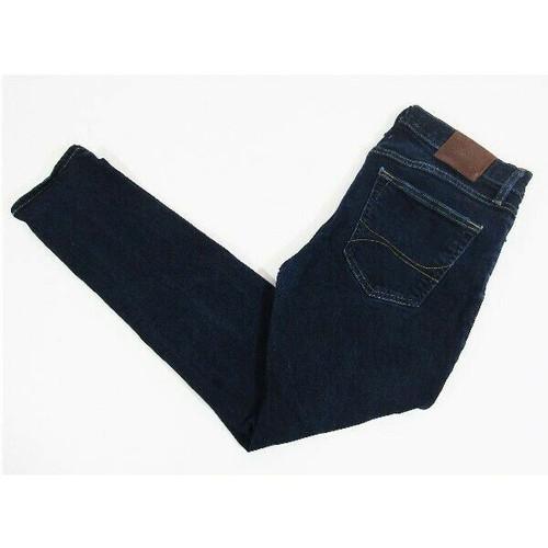 Hollister Epic Flex Super Skinny Dark Wash Women's Jeans Size 31x30