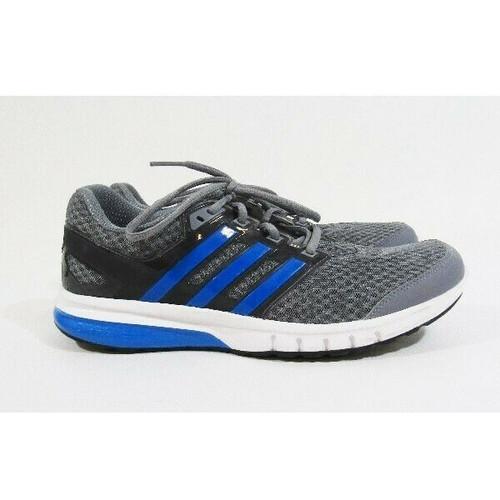 Adidas Adiprene Gray & Blue Men's Running Shoes Size 9.5