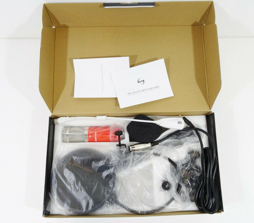 ZingYou Condenser Wired Microphone Bundle BM-800   NEW