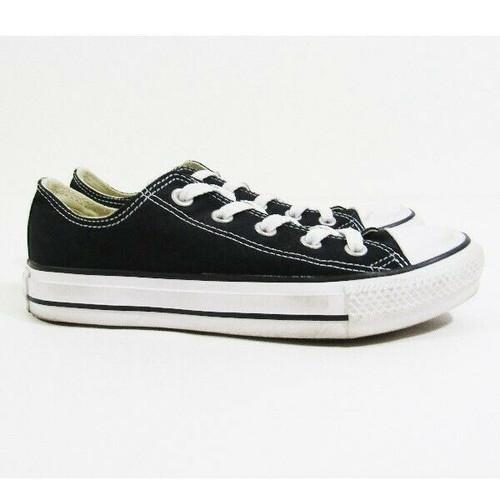 Converse All Star Black & White Classic Men's Sneakers Size 4