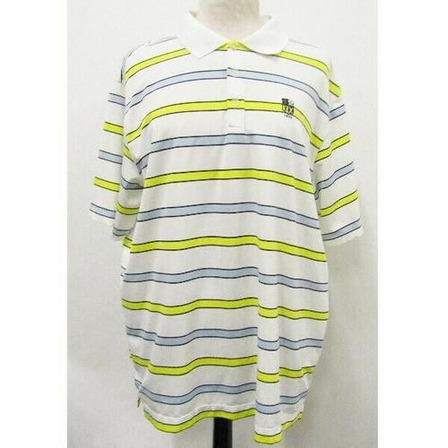 Nike Golf Multicolor Dri Fit Short Sleeve Men's Polo Shirt Size XL