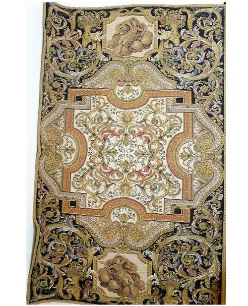 """Beljen Mills Tapestry 34"""" W  x 51"""" L"""