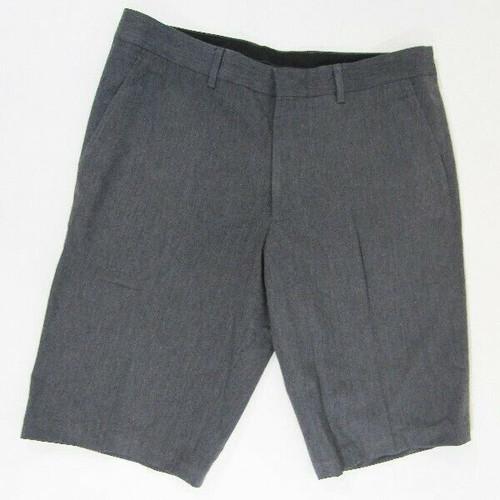 Express Design Studio Gray Producer Men's Bermuda Shorts Size 34 x 32