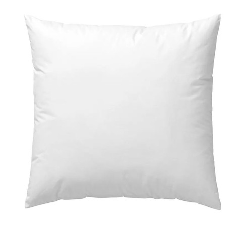"Crate & Barrel Down-Alternative 18"" Pillow Insert 604-295 - NEW SEALED"