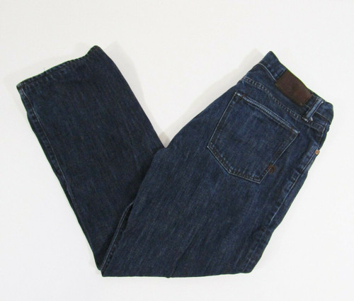 Martin + Osa Dark Wash Straight Women's Jeans Size 30 x 30
