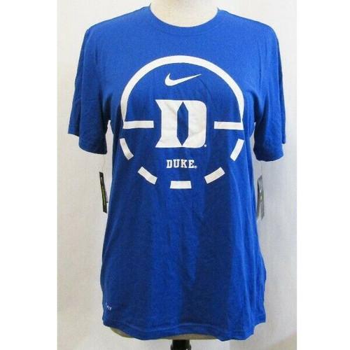 Nike Dri-Fit Short Sleeve Duke Blue Devils Men's T-Shirt NWT Size M