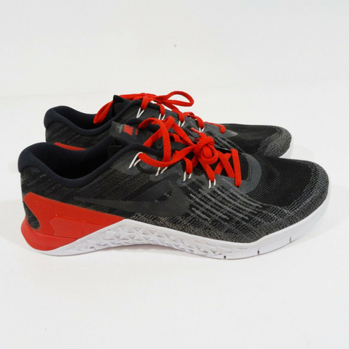 Nike Men's Metcon 3 Cross Training Shoes Size 11.5  **WodCast PodCast Promo**
