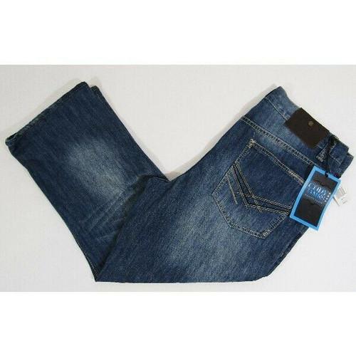 Cody James Dark Wash Slim Boot Women's Jeans NWT Size 34W x 30L