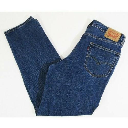 Levi Strauss & Co. 550 Medium Wash Straight Men's Jeans Size 36W x 34L