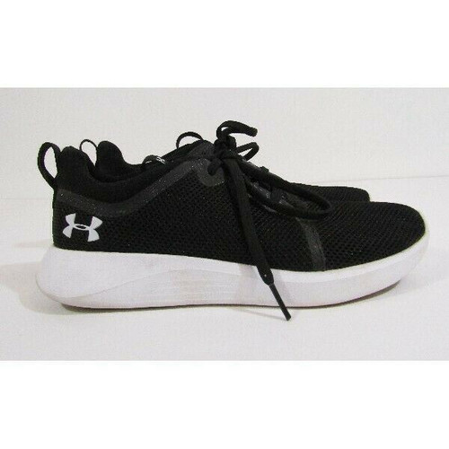 Under Armour Black & White Classic Women's Training Shoes Size 6
