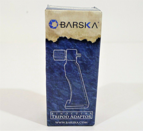 Barska Black Binocular Tripod Adapter AF10546 - NEW SEALED