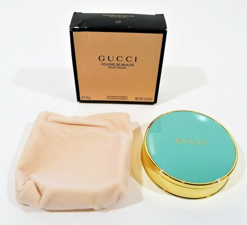 Gucci Poudre De Beauté Éclat Soleil Bronzing Powder 02 - NEW