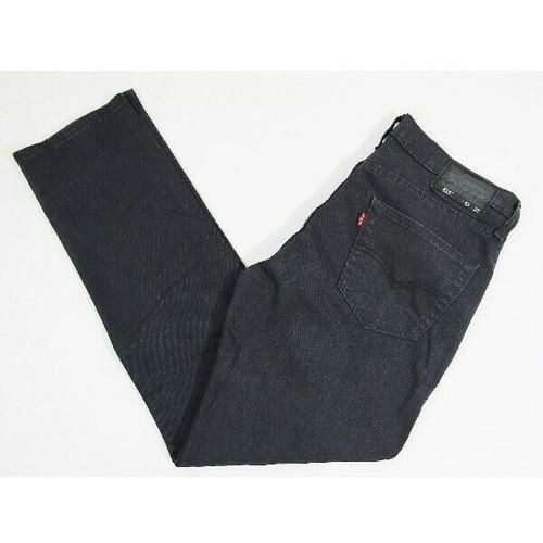 Levi Strauss & Co. 511 Gray Straight Leg Men's Jeans Size W33 x L32