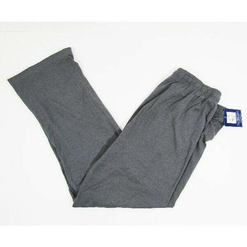 Champion Gray Lightweight Women's Jersey Pants NWT Size L