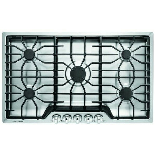 """Frigidaire 36"""" Stainless Steel Gas Cooktop FFGC3626 LOCAL PICKUP ONLY, AUSTIN TX"""