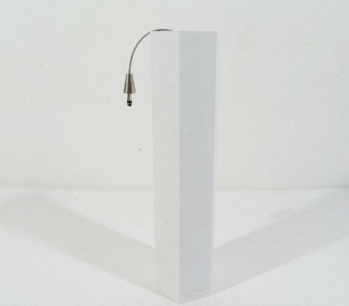 Tech Lighting Blok Pendant Light in Matte White 700MPBLKSWS  *FLOOR DISPLAY
