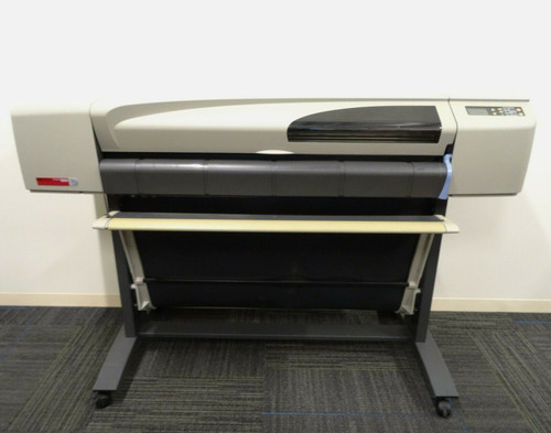 HP DesignJet 500 Large Format Plotter *Tested,Works LOCAL PICKUP ONLY, AUSTIN TX