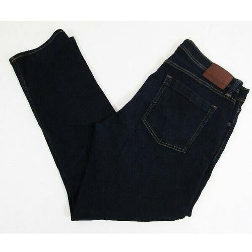 Revtown Decade Denim Men's Straight Dark Wash Jean's Size W36 x L32