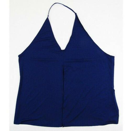 Fabletics Navy Blue Sleeveless Women's Activewear Chiara Tank Top NWT Size XXL