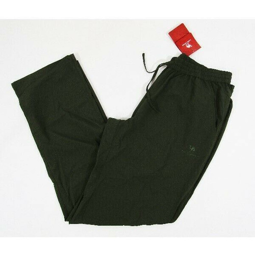 Camel Crown Forest Green Men's Lightweight Pants NEW WITH TAGS Size L