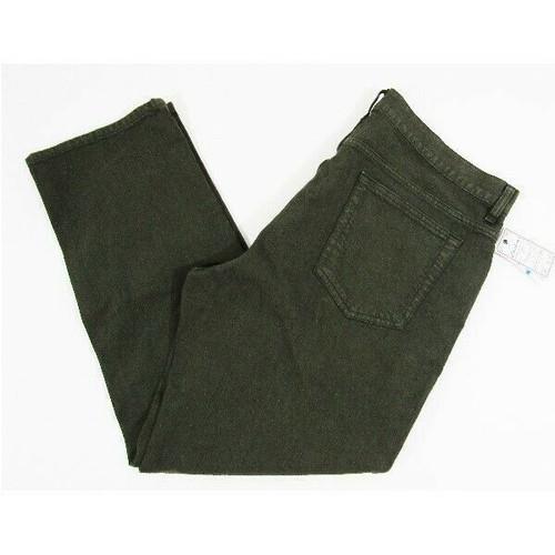 Flag & Anthem Forest Green Men's Nashville Straight Jeans NWT Size 36 x 28
