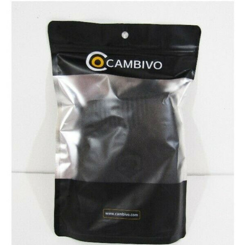 Cambivo 2 Pack Black Knee Sleeves Size M **NEW IN PACKAGE**