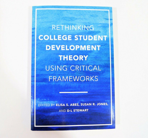 Rethinking College Student Development Theory Paperback Book