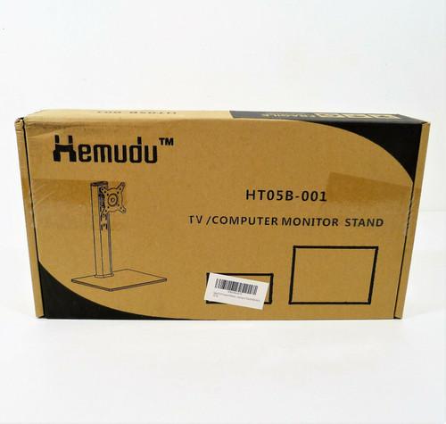 Hemudo TV/ Computer Moniter Stand HT058-001 - NEW IN BOX